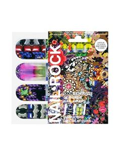 Nail Rock ASOS Exclusive Abstract Jewel Print Nail Wraps