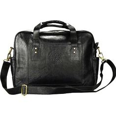 Product: Black Leather Business Case