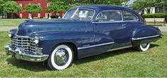 1946 Cadillac Club Coupe