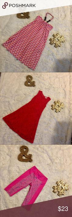 Girls 4 piece Lot Pre-owned in excellent condition all for $23 Penny Candy Dresses Casual