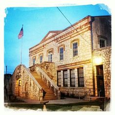 Medina County Courthouse Texas