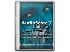 AudioScore Ultimate 7.0.1 WiN +Portable MPT magesy.pro