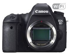 I want you, Canon 6D