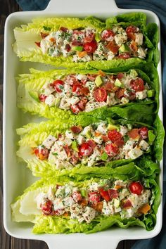 BLTA Chicken Salad L...