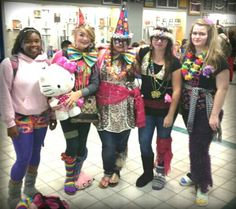 Wacky Tacky Day At School Google Search Wacky Tacky