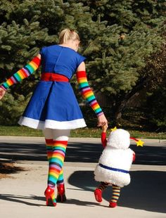 one day I'll have kids just for the sake of dressing up.