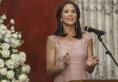 Crown Princess Mary at Carlsberg Foundation Research Awards 2015