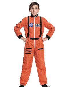 Here is Astronaut Outfit Idea for you. Astronaut Outfit details about boys astronaut spaceman spacesuit fancy dress costume nasa kids