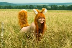 Horo - Spice and Wolf by ~MilenaHime on deviantART