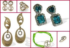 B'ful collection of Jewelry which will mesmerize you.