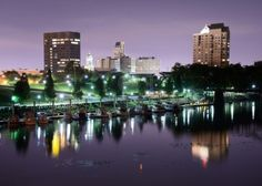 Augusta, Georgia - Home to James Brown and Lady Antebellum and myself.  Born and raised in this beautiful little Georgia town.  I left when I was just 17 years old.