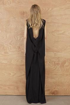 Long Knot Dress by Karen Walker - Maximillia eBoutique