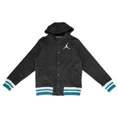 f0ba9b9b98c Jordan The Varsity Hoodie 2.0 - Boys' Grade School Rain Jacket,  Windbreaker, Jordans