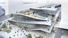 Kengo Kuma & Associates wins design competition for new Paris Metro station…