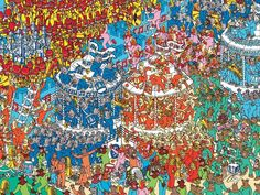 Where is Waldo now?