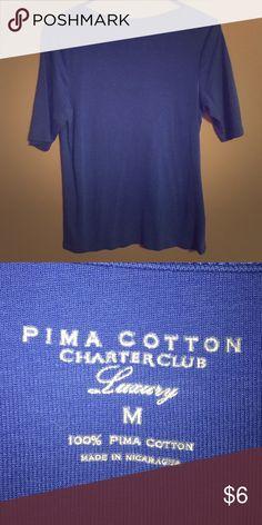 Royal Blue short sleeve shirt. Royal Blue short sleeve shirt Tops Tees - Short Sleeve
