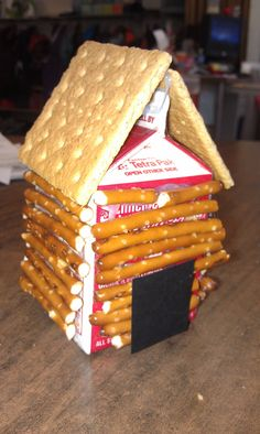 Log cabins for president day  ...