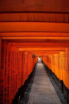 Fushimi Inari Shrine in Kyoto,Travel Photo Mondays