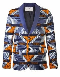 African Design Women Jacket please confirm prices with cotton dress.Comfortable yet stylishAfrican wax print clothingCARE INSTRUCTIONSHand wash in cold water inside out.Iron inside out. African Fashion Designers, African Inspired Fashion, African Print Fashion, Africa Fashion, African Prints, Ad Fashion, Ankara Fashion, Fashion Styles, Fashion Ideas