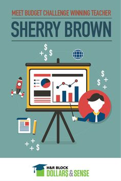 Hear from teacher Sherry Brown about her Budget Challenge experience and what she's learned through the simulation in part 1 of our interview with her.