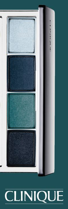 Make a bold statement with All About Shadow Quad in Galaxy.