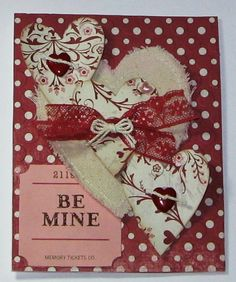 Valentine's Day Card - Scrapbook.com