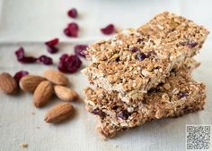 55. #Granola Bars - 55 Healthiest #Foods for Losing #Weight ... → Diet #Calories