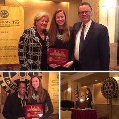 Sewickley Academy Student Honored by Pittsburgh Rotary Club