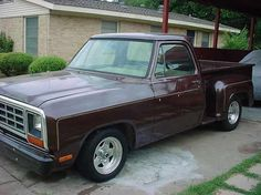1981 Dodge Stepside | Another Dallasdan 1982 Dodge D150 Club Cab post...