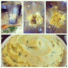 cauliflower-mash