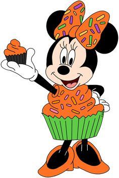Halloween Cartoons, Disney Halloween, Minnie Maus Halloween, Halloween Clipart, Group Halloween, Halloween Costumes, Minnie Mouse Clipart, Disney Clipart, Mickey Mouse Cartoon