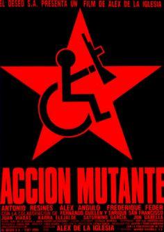 Acción Mutante (Mutant Action), 1993.
