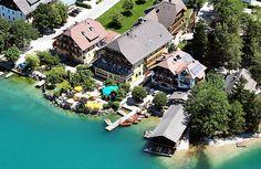 #Urlaub in bester Lage: ausspannen am glasklaren Fuschlsee im Landhotel Schützenhof **** Fuschl am See - das #Hotel bietet alle Vorzüge für Ihren Wohlfühlurlaub ... verschenken Sie es Ihren Liebsten mit www.geschenkscheine.com