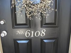 Really want this for our red front door
