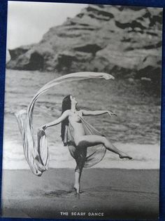 vintage mermaid spirit