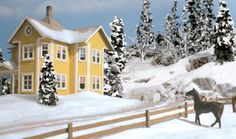 Soft Flake Snow - Soft Flake Snow - Woodland Scenics - Model Layouts, Scenery, Buildings and Figures
