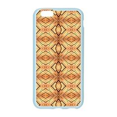 Faux Animal Print Pattern Apple Seamless iPhone 6 Case (Color) by creativemom