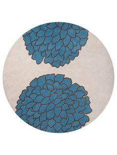 love round rugs