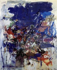 I just can't get enough of Joan Mitchell