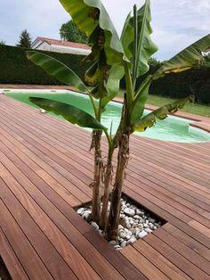 Magnifique terrasse en cumaru lisse