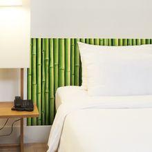 Sticker Tête de Lit Tiges de Bambou Gali Art