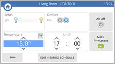 Honeywell Evohome Browser Integration with Python, PHP, C#