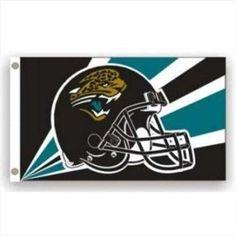 ea878daf78d NFL Jacksonville Jaguars 3  x 5  Flag