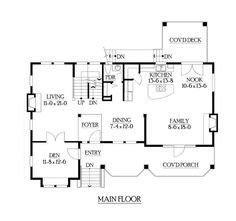 Traditional House Plan 87548. 3026 sq.ft 4 bed 4.5 bath with basement