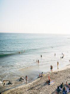 beach day at el matador state beach