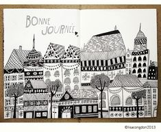 On Keeping a Sketchbook by Lisa Congdon
