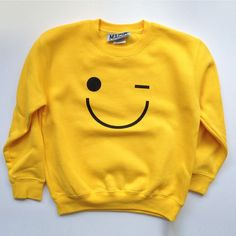 Wink sweatshirt