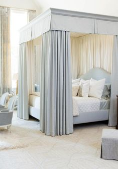 A Swoon-worthy Master Bedroom by Phoebe Howard for the Southeastern Designer…