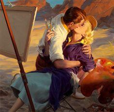 плакаты, репродукции о любви двое 18,19 века: 11 тыс изображений найдено в Яндекс.Картинках