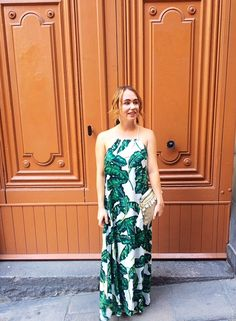 http://www.callmeliz.co.uk/2017/08/barcelona-style-diary.html  #barcelona #streetstyle #fashionblogger #blogger #tropical #leaves #ootd #wiwt #fashion #style #holiday #vacay